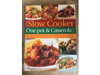Slow Cooker cook book / recipe book.