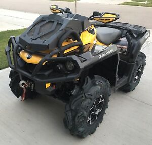 2014 Outlander XMR 650 Sell or Trade for Vehicle