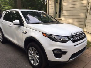 2017 Land Rover Discovery Sport HSE Camionnette