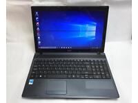 Acer Fast HD Laptop, 500GB, 6GB Ram, Windows 10, HDMI, Microsoft office, Excellent Condition