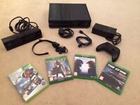 Microsoft XBox One 500 GB with Kinect and Games included!!!