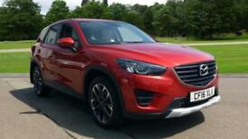2016 Mazda CX-5 2.2d Sport Nav 5dr Manual Petrol Estate