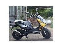 Benelli 50cc Moped. 2009