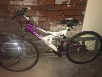 Olympus mountain bike