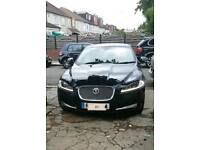 Jaguar XF Luxury 2.2 new shape