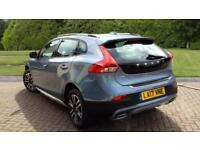 2017 Volvo V40 T3 Cross Country Nav Plus Auto Automatic Petrol Hatchback