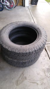 """16"""" + 20"""" tires-See add for sizes"""
