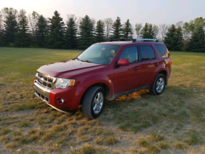 2011 Ford Escape Limited 4x4 V6