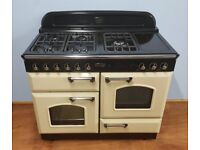 RANGEMASTER CLASSIC 110CM CREAM AND CHROME !!!