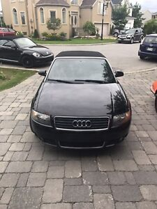 Audi A4 Convertible Quattro 3.0 year 2006 for sale