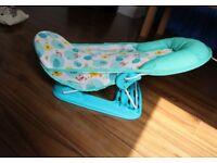 Baby bath sling / hammock