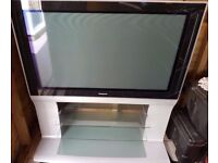 """Panasonic TH-42PA30E 42"""" EDTV-Ready Plasma Television complete with stand"""