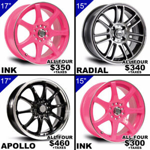 WHEEL INVENTORY BLOW OUT!!!