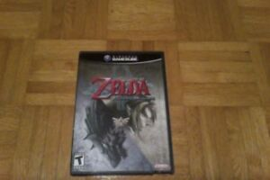 Legend of Zelda Twilight Princess Gamecube
