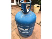 Empty Gas bottle/Canister