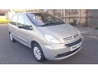 Diesel 2006 Citroen Picasso 1.6 HDI Excel 110 1 Year MOT 83000 Miles Only Full Service History.