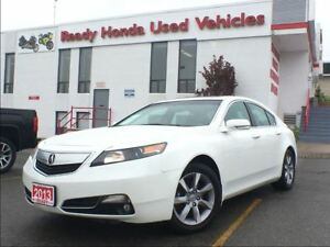 2013 Acura TL w/Tech Pkg - Navigation - Leather