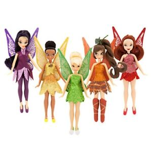 WANTED: Tinker Bell Disney Fairies Figurines
