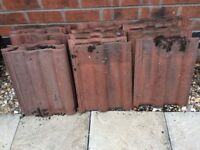 Roof tiles - free of charge!