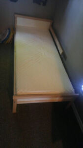Toddler bed for sale gentle used