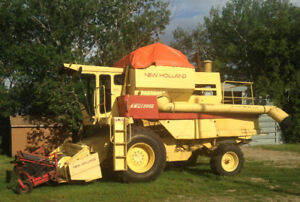 Combine - New Holland TR95