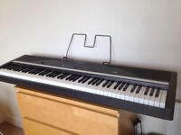 Roland Digital Piano EP880 with weighted keys and pedals