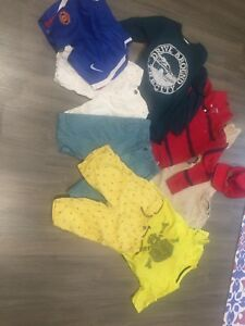 8-10 years old boy clothes lot