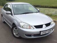 2007 Mitsubishi lancer 1.6 equippe AUTOMATIC