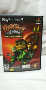 Ratchet and Clank: Up your Arsenal Sony PS2