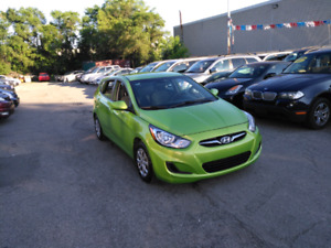 2013 Hyundai Accent hatchback automatic