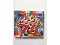 Now That's What I Call Music! 78 (UK series) CD (2 discs)