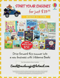 Usborne Books Kit Sale