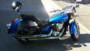 2009 Kawasaki Vulcan 900 - VERY low K's
