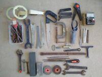 Job Lot / Assortment Tools