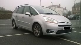 Citroen C4 Grand Picasso EXCLUSIVE 1.6 Automatic , DIESEL , FSH , 54K , 2010 , P/X