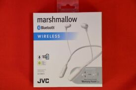 JVC Marshmallow Wireless Headphones £25