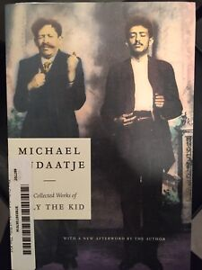 Billy the Kid by Michael Ondaatje