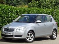 2007 Skoda Fabia 1.6 AUTOMATIC 16v Tiptronic 2**1 PRE OWNER+ 2 KEYS***