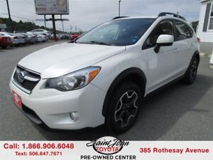 2014 Subaru XV Crosstrek Touring with Sunroof $155.22 BIWEEKLY!!