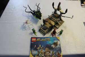 Lego - Atlantis - Gateway of the squid 8061