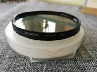 82mm C-PL circular polariser filter