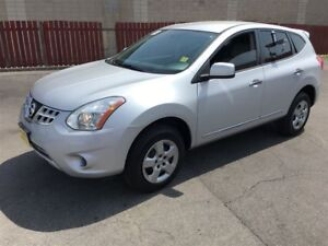 2012 Nissan Rogue S, Automatic, Steering Wheel Controls