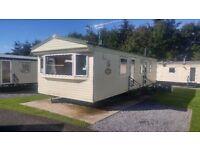 Static caravan for sale on woodland vale