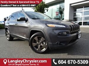 2016 Jeep Cherokee *ACCIDENT FREE*ONE OWNER*LOCAL BC CAR*