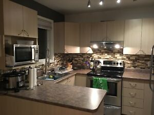 Used but good shape Kitchen Cabinets