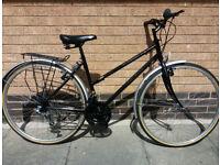 Ladies town/Hybrid bike very good condition (city centre)