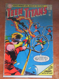 Teen Titans (vol. 1) #4