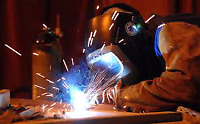 Mobile welding. Services