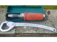 Impact driver and multi spanner