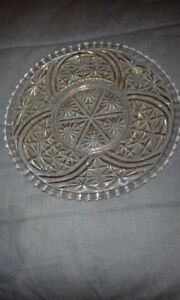 Glass Serving Tray for sale